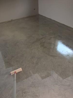 Protettivo per cemento liscio